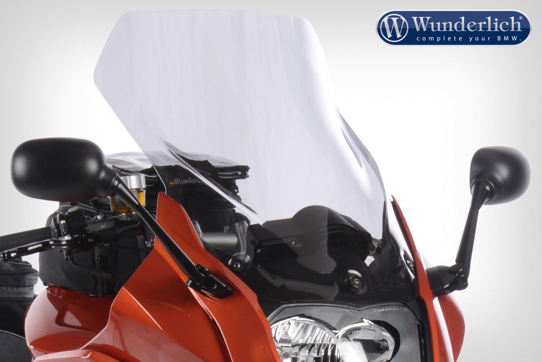 Wunderlich Cúpula alta para carenado »GT-MARATHON« BMW F 800 GT