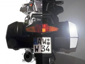 Adhesivos Reflectantes MasterReflex para las maletas originales BMW