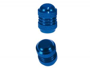 Juego de tapas de válvulas de aluminio estándar