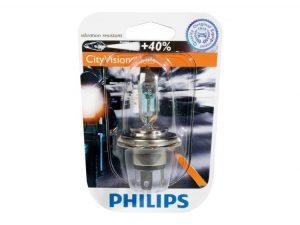 Bombilla Phillips City Vision H7 12V / 55W