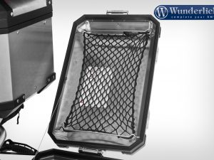 Malla de equipaje Wunderlich para maleta de aluminio