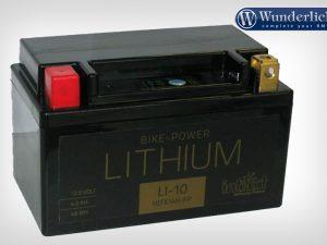 Batería de iones de litio con indicación del estado de la batería