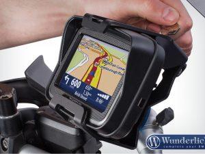 """Soporte """"ExtremHalter""""de GPS TomTom Rider (V4), Urban Rider y Rider II"""