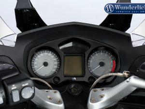 Visera de protección para cuadro de mandos de Wunderlich R 1200 RT