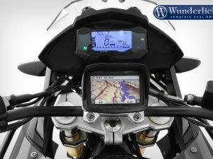 Visera de protección GPS Garmin Zumo 395/390/BMW Navigator Street