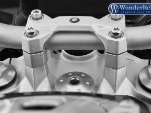 Alzas de manillar Wunderlich «ERGO» para modelos sin navegador BMW