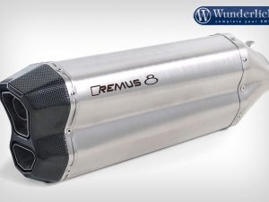 REMUS 8 F 750/850 GS acero inoxidable (EURO 4)