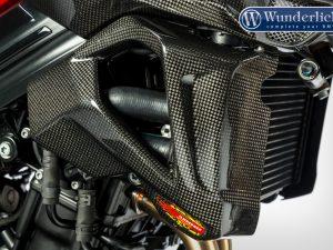 Carenado para el radiador de agua de la F 800 R 2015