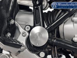 Tapa de cierre de basculante Wunderlich Classic para el lado derecho
