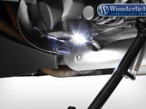 Iluminación de Wunderlich para el caballete lateral de la K 1600