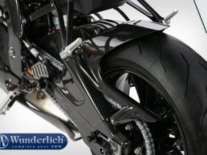 Cubierta para la rueda trasera de los modelos con ABS