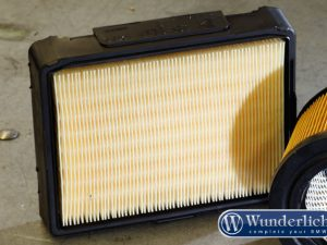 Flat Square Air filter