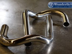 Downpipe Stainless without interference tube