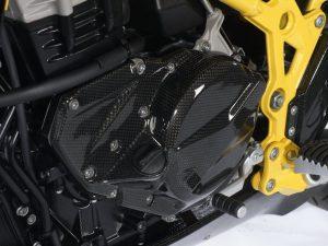 Ilmberger Cubierta de fibra para el Motor (izquierda)