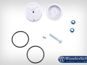 Tapas de protección Wunderlich para el racor del puntal de suspensión