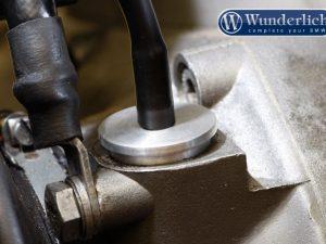 Conexión de ventilación de caja de cambios