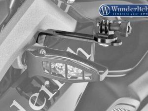 Soporte de cámara para montaje sobre intermitentes Wunderlich