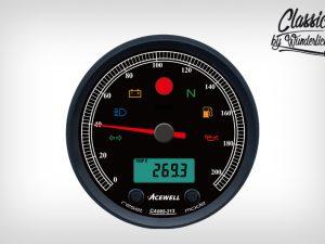 Acewell »CA085-213« Estuche, esfera negra