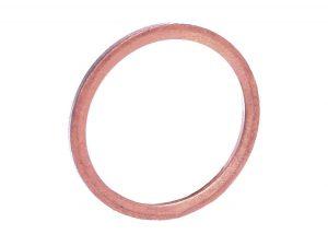 Alrandela-junta de cobre 16 mm para tapón de aceite