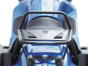 Hepco & Becker topcase carrier with original rear carrier