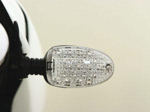 Pieza adicional para intermitentes LED