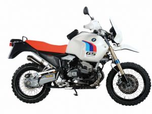 Kit de modificación para la R120 G/S (-2007) original