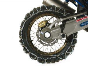 Cadenas de nieve para ruedas de 17″ (140/80)