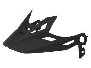 VISERA-PEAK AIRFLITE  RUB BLACK