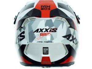 CASCO AXXIS OFF ROAD WOLF RAID