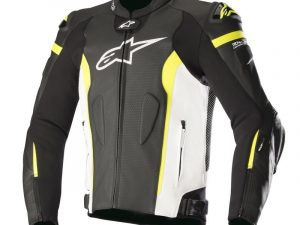 CHAQUETA ALPINESTARS PIEL MISSILE TECH AIR COMPATIBLE