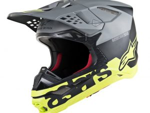 CASCO OFF ROAD ALPINESTAR SUPERTECH S-M8 RADIUM ECE