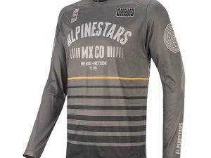 CAMISETA CROSS ALPINESTARS RACER TECH FLAGSHIP