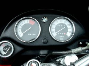 Molduras para velocímetro BMW F650 y F650ST