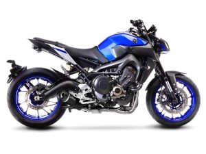 GRUPO COMPLETO LV ONE EVO CARBON YAMAHA MT-09 ABS / TRACER/GT 17/18