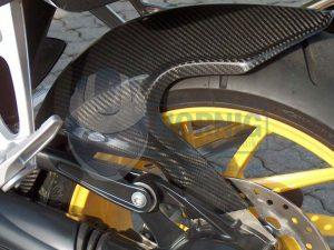 Guardafangos para rueda trasero