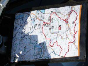 Bolsa para mapas