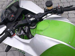 Manillar Superbike F800