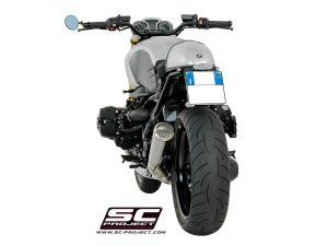 BMWR NINE T (2014 – 2016)<br>Silenciador Conic 70'S