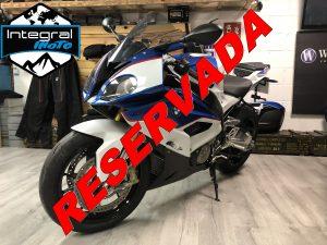 BMW S1000 RR | 2016 | 21.700 KM