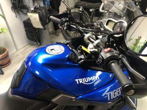 TRIUMPH TIGER 800 XR X | 2016 | 36.000 KM